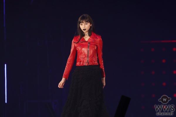 松井愛莉、藤田ニコル、中条あやみら人気モデルが美しすぎるステージをクールに魅せる!TGC 2017 S/S