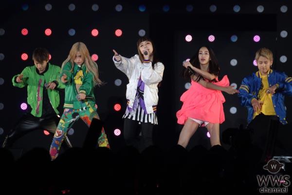 lol(エルオーエル)が東京ガールズコレクション2017 S/Sに登場!『party up!』『boyfriend』を披露!