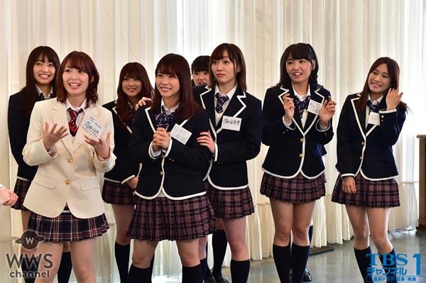 SKE48の女子力選抜が集結!第1回戦 メイク女子力バトルでガチのすっぴんも10連発大公開!?