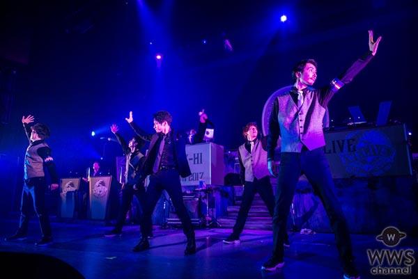 SKY-HIが圧巻のパフォーマンスで全国ホールツアーをスタート!「夢の中なんかより現実が幸せにあふれているんだ!ありがとう」