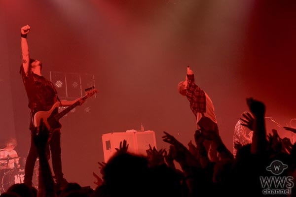 BREAKERZの10番勝負にMY FIRST STORYが登場!世代間格差も超越した2つのバンドの熱き闘いの行方は!?