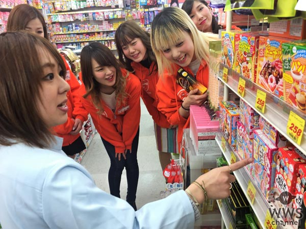 【独占レポ】ダイコクドラッグPRアイドル・DDプリンセスが1stアルバム『TSUBASA』の発売報告に店舗をまわる!