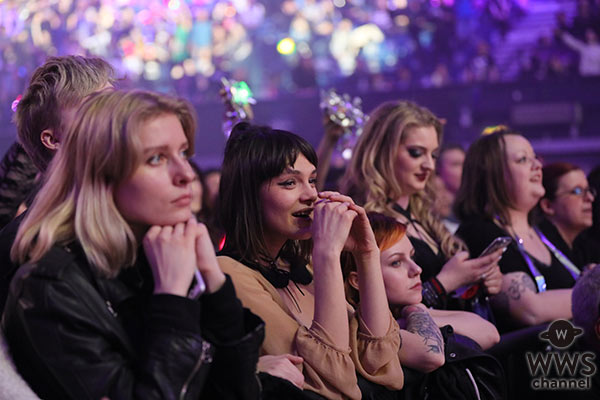 【ライブレポート】X JAPAN 英国音楽ファンの度肝を抜く 歴史的ウェンブリー・アリーナ公演を大成功に収める!! 映画『WE ARE X』は社会現象に!「前進する為の大きなパワーをこの映画から貰 った。」