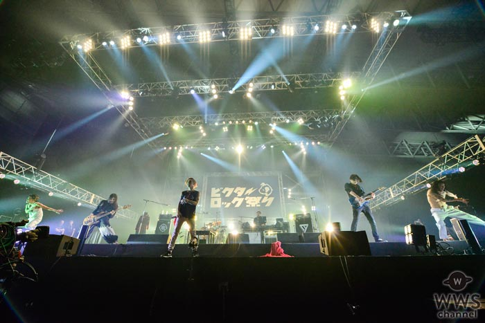 【ライブレポート】Dragon Ashが今年もビクターロック祭りに出演!日本を代表するミクスチャー・ロックと言える完全燃焼なステージ!