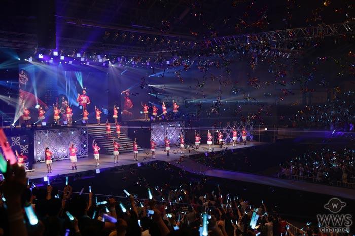 【ライブレポート】Tokyo 7th シスターズ 3年目の集大成とこれからへの大きな布石!希望に満ちた未来を感じさせる大成功のLive!