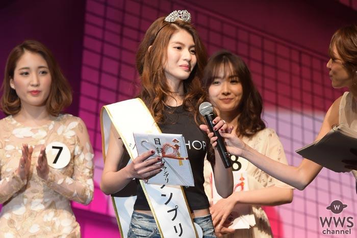 シブピカフェス・グランプリの栄光に輝いたのは高橋紀子!筧美和子、中村アン、Pepperも祝福!