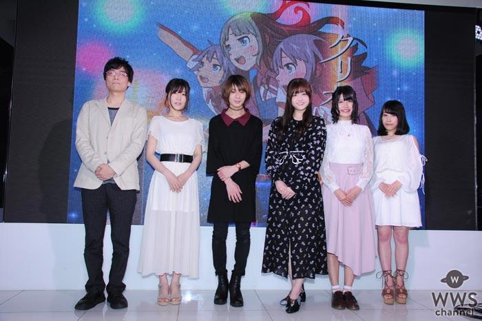 乃木坂46 松村沙友理が主演声優を務めるアニメ『クリオネの灯り』への思いを語る!「儚さの中にある芯の強さを表現するのが難しかった」