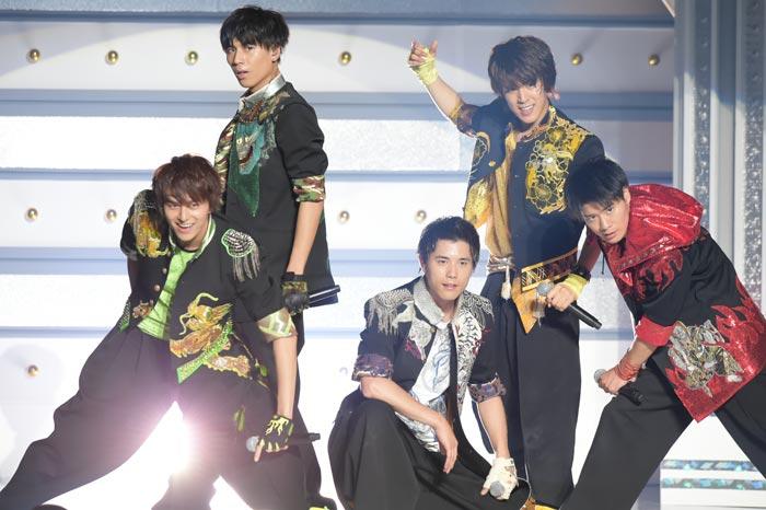 BOYS AND MENが熱く男らしさ全開のパフォーマンスで『ViVi Night』にボイメン旋風を巻き起こす!