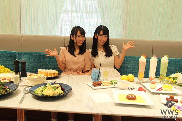 東京カンパネラ初のコンセプトカフェ『THE CAMPANELLA CAFE』が4月28日オープン!夢咲かや、西野結菜(さくらシンデレラ)がレポート!
