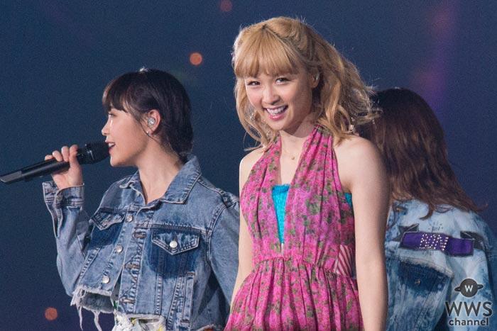 E-girlsが美空ひばり生誕80周年記念コンサートに登場!『港町十三番地』を踊らずに歌いあげる!