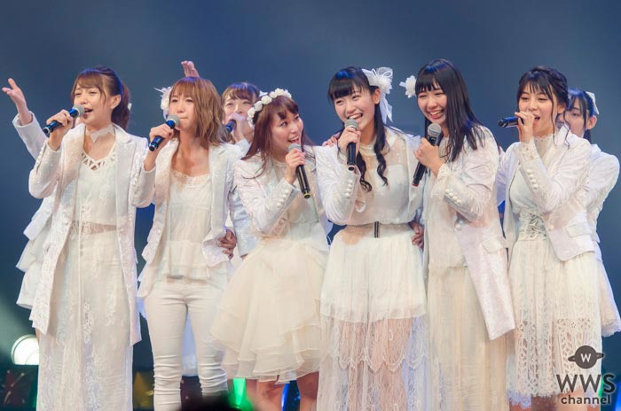 【ライブレポート】スパガ 前島亜美の卒業公演開催!「こんな不器用な前島亜美を愛してくださった全ての皆さんに心から感謝しています」