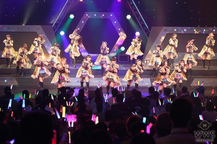 SKE48全国ツアー高松公演で松井珠理奈が自身初作詞曲『花占い』を初披露!滋賀、奈良公演の開催も発表!
