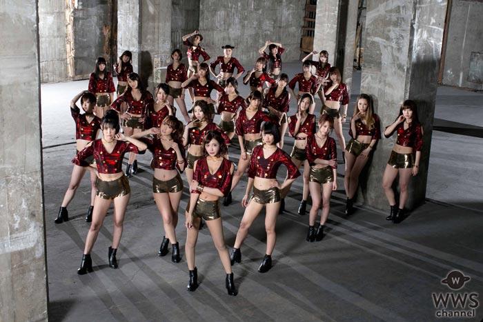 恵比寿★マスカッツが露出度の増した衣装でセクシー過ぎるダンスを披露!新曲『バッキャロー』のMVを公開!