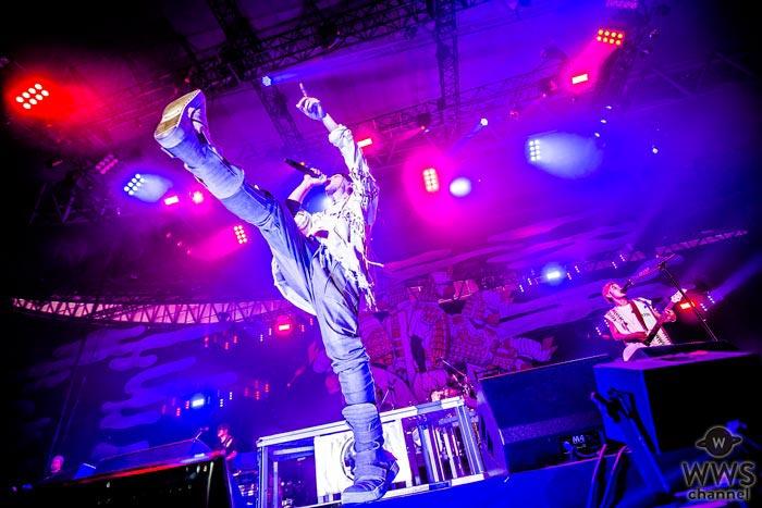 【ライブレポート】ザ・グレートロックンロール関ヶ原2017 音合わせからサプライズ!?歴代のアニソンを生歌で披露!SPYAIR