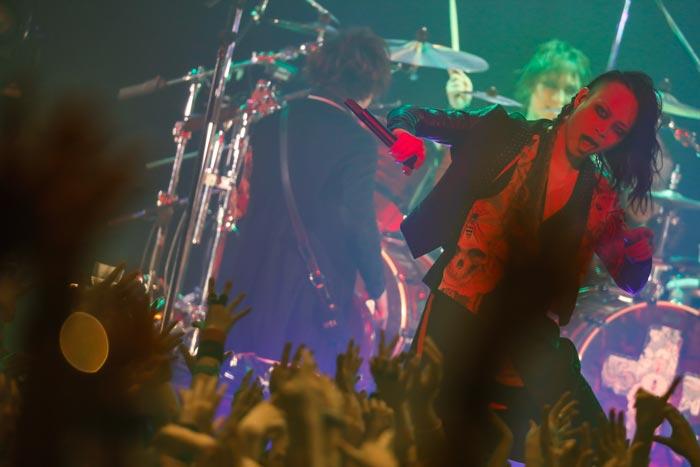 MUCC結成20周年記念ツアー完走!「ファイナルありがとう!武道館まで突っ走りたいと思います!」