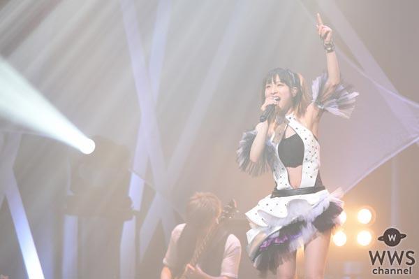 綾野ましろがバースデーワンマンライブで新曲『NEWLOOK』を初披露!ライブハウスツアーも発表!