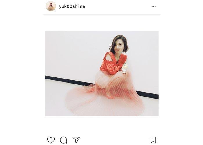下半身裸に見える!?大島優子がシースルー衣装披露で驚きと絶賛の声!