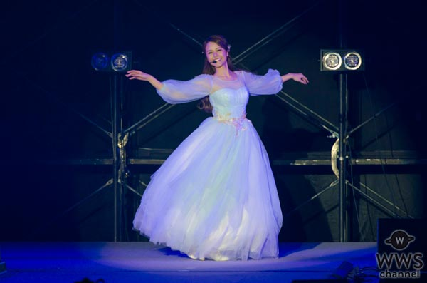 Miracle Vell Magicがシンデレラフェスに登場!映像を使った演出と心地良く響く歌声で女子高生たちを魅了!