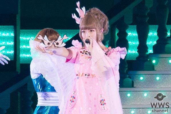 きゃりーぱみゅぱみゅが美空ひばり生誕80周年記念コンサートに登場!きゃりーワールドに会場を染めあげる!