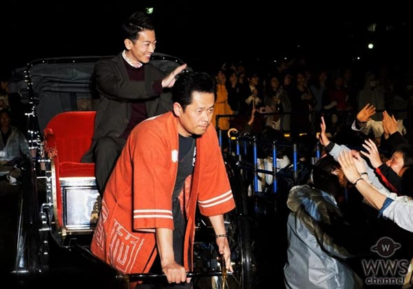 佐藤健が書籍『るろうにほん 熊本へ』完成報告会見&熊本県下の高等学校等への寄贈式に出席!「熊本へ一歩踏み出すきっかけに、後押しなれればうれしいです。」