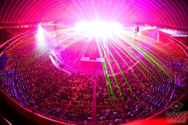 L'Arc~en~Ciel 東京ドーム公演初日レポート・バンドとリスナーの思いが結集して美しい光景が出現!