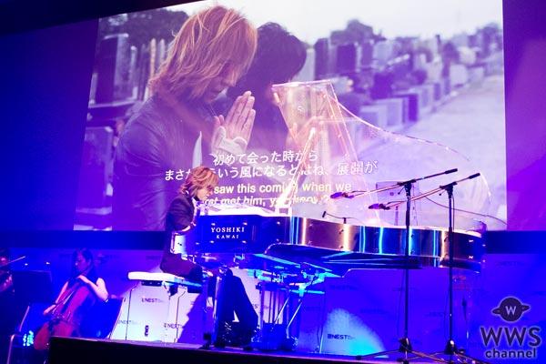 X JAPANのYOSHIKIがニューアルバムリリースを花占いで決定!?まさかの結果は・・・「出ませんね(笑)」