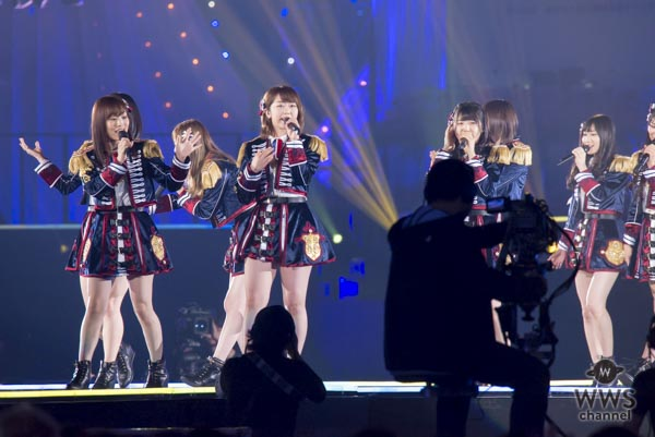 AKB48グループが美空ひばり生誕80周年コンサートに出演!「歌うことの楽しさを再認識しました!」
