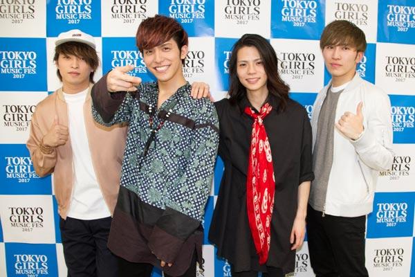 【動画】THE BEAT GARDENに東京ガールズミュージックフェスでインタビュー!「すごく音でも通じ合えたライブでした!」