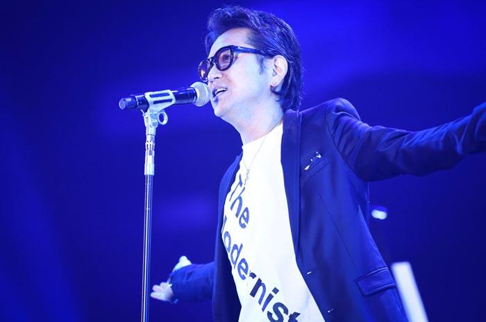 【ライブレポート】藤井フミヤが氣志團主催イベントで10-FEET KOUICHIとコラボで名曲『TRUE LOVE』を披露!