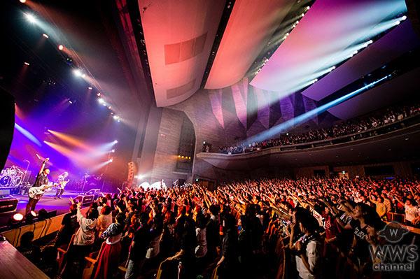 【ライブレポート】GLAY全10ヶ所、12公演のライブツアーがスタート!3度目となる「Supernova」が開始!