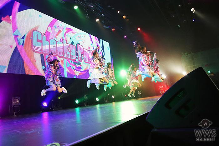 【写真特集】Cheeky Parade(チキパ)が「TAKESHIBA MUSIC CRUISE 2017」で華麗なパフォーマンス!