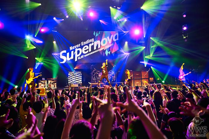 GLAYが三度目の『Supernova』ツアーファイナルでニューアルバムの発売日を発表!