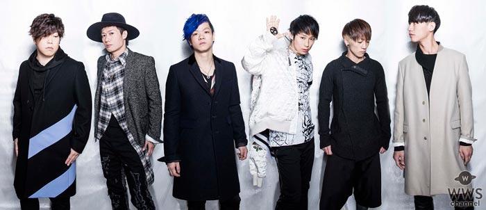 UVERworldの新曲『RANGE』が『RED BULL BOX CART RACE TOKYO 2017』テレビCM曲に決定!