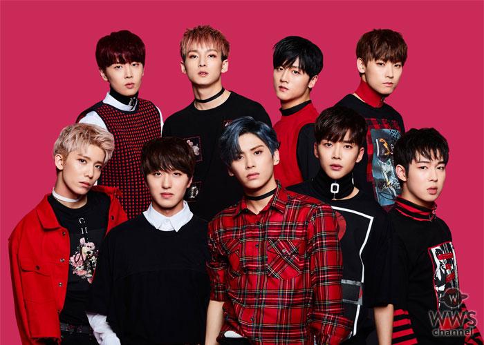 今最も注目の9人組ダンスボーイズグループ SF9(エスエフナイン)が KCONに初登場!!
