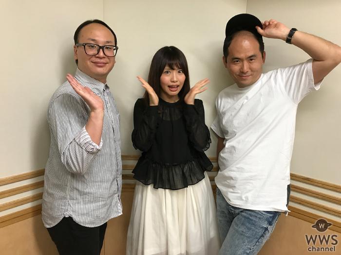SKE48 松村香織がトレンディエンジェルのレギュラー番組に襲撃!
