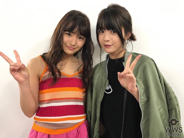 スパガ 浅川梨奈と馬場ふみかの2ショットに「グラビア界最強のツートップ」と歓喜の声!