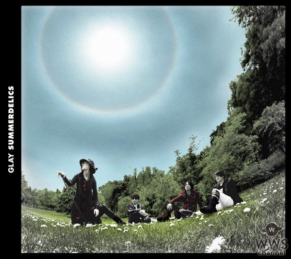 GLAYがニューアルバムのジャケット写真をデビュー記念日に解禁!