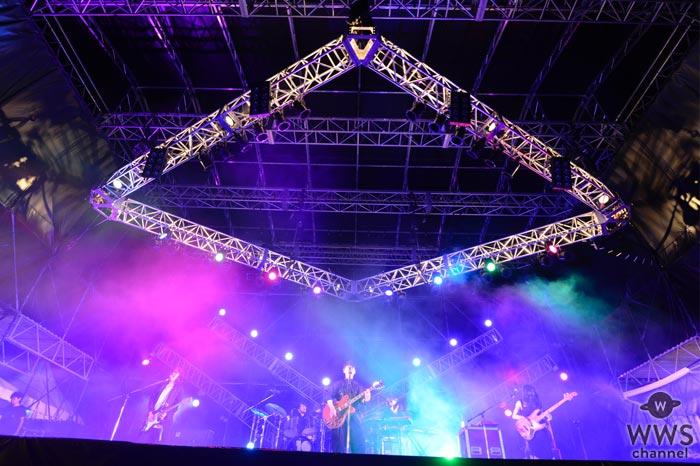 【ライブレポート】METROCK 2017のヘッドライナーにサカナクションが登場!夜の大舞台で魅せるサカナワールド