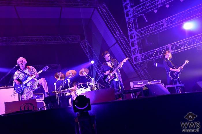 【ライブレポート】THE ORAL CIGARETTESが初のStar STAGEで大胆宣言!今の彼らの勢いそのままの情熱的なステージを披露!