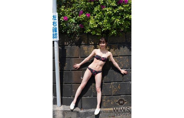 若手注目女優・山谷花純が20歳初のグラビアでハタチの色艶を大胆に披露!
