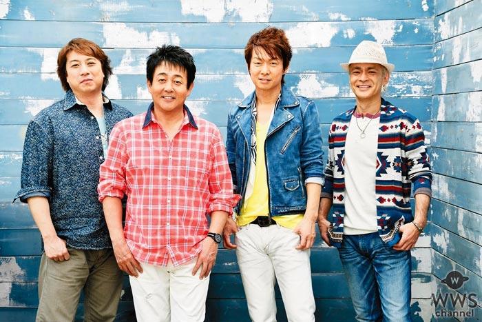 TUBEがデビュー日である6月1日『TUBE DAY』を記念してライブ会場から緊急ニコ生放送!