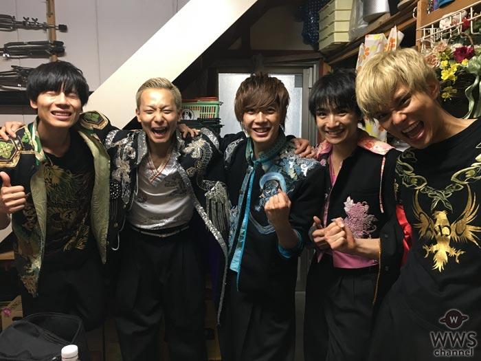 BOYS AND MENが約3ヶ月に及ぶ全国47都道府県ツアーを終了!「またツアーを行い、全国のボイメンファミリーに会いに行きたいです!」
