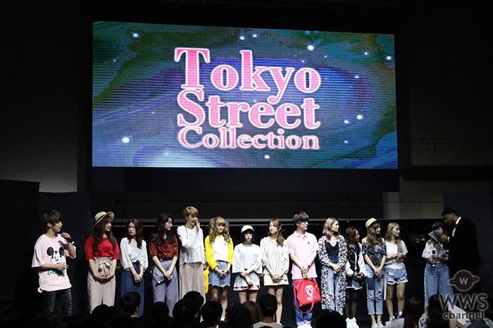 石川ナサ、菜月アイルらが春コーデを披露!東京のストリートカルチャーを発信する TSC(Tokyo Street Collection)が渋谷で開催!