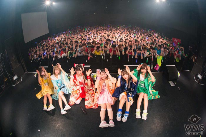 バンドじゃないもん!が大阪ワンマンライブ開催!全国ツアー、公式グッズサイトオープンを発表!