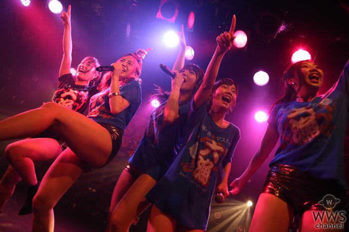 【写真特集】セクシーすぎるアイドルグループ・恵比寿★マスカッツの熱気と興奮に包まれたツアーファイナル!目指すは舞浜アンフィシアター!