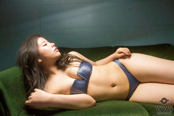 元アイドリング!!! DJ LUKA(倉田瑠夏)がセクシーすぎるグラビアで魅せる!「あ、大人になったな。って自分でも実感しました 笑」