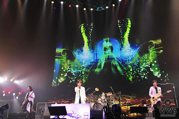 シド、日本武道館2days公演、大盛況で終幕。 終演後には、ニューシングル&3年半ぶりのニューアルバムのリリース&全国ホールツアー開催を発表!