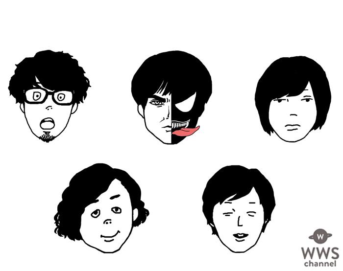 キュウソネコカミ、ヤバイTシャツ屋さん、GLIM SPANKYが『musicるFES 2017~Summer Edition~』に出演決定!
