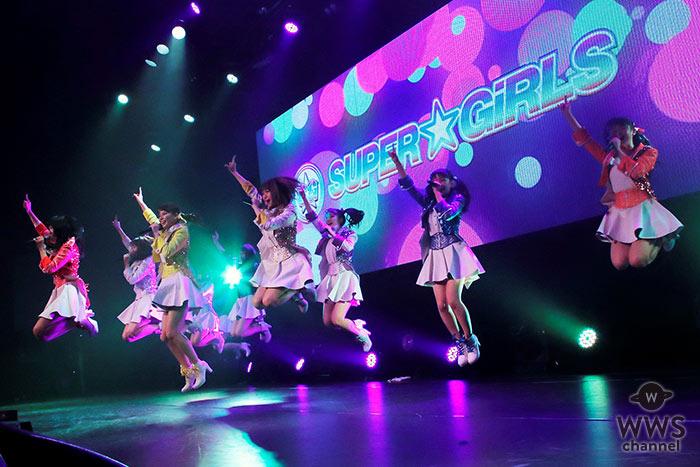 【写真特集】SUPER☆GiRLS(スパガ)が「TAKESHIBA MUSIC CRUISE 2017」で可愛すぎるジャンプパフォーマンス!出演!iDOL Street所属のグループが勢揃い!