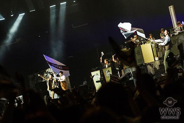 【ライブレポート】SKY-HI(AAA日高光啓)初となる日本武道館2DAYSの初日、超々満員!! 5月31日リリースとなる新曲を初公開!!